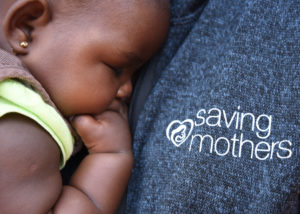 Baby and Saving Mothers logo